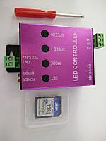 Контроллер LED SMART CONTROL T-1000 SD карта