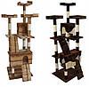 Когтеточка, домики, дряпка для кошек D-08 180 см