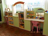 Игровые стенки для детских садов