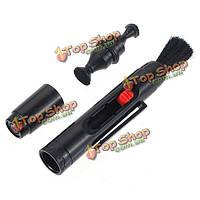 3в1  для чистки линз Pen очиститель пыли комплект для DSLR камеры видеомагнитофона постоянного тока