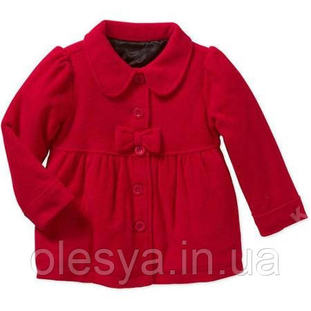 Красивое демисезонное пальто healthtex на девочку 4- 5 лет