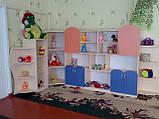 Игровые стенки для детских садов, фото 3