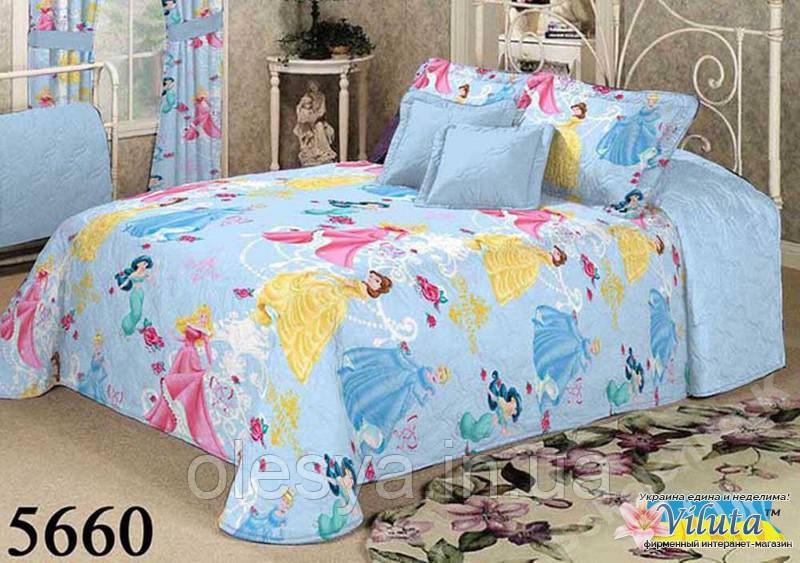 Подростковое постельное белье ТМ Вилюта Принцессы