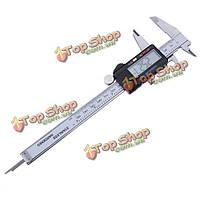 6-дюймов 150мм электронный штангенциркуль микрометр guage цифровой мини-правитель