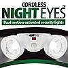 Беспроводной фонарь на стену Cordless Night Eyes