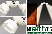 Беспроводной фонарь на стену Cordless Night Eyes, фото 2