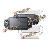 Прозрачная передняя и назад экран протектор пленка для сони ПС Вита psv1000