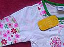 Реглан хлопок с вышивкой на девочку 2-3 года, фото 2