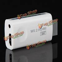 В Wii HD и соединение HDMI выходное разрешение HDTV адаптер конвертер
