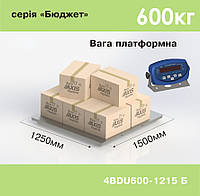 Платформенные весы Axis 4BDU600-1215-Б
