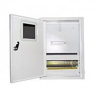 ШМР-1Ф-12Н Эл. Шкаф монтажный накладной под 1-но фазный счётчик электронный