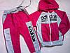 Спортивный костюм Adidas на девочек размер 104