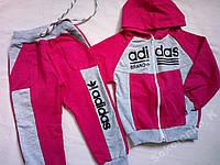 Спортивный костюм Adidas на девочек размер 104, фото 1