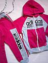 Спортивный костюм Adidas на девочек размер 104, фото 2