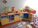 Игровые стенки для детских садов, фото 5