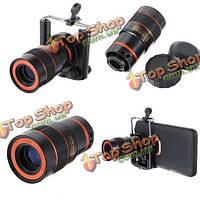 8 x оптический зум-объектив мобильного телефона телескоп для