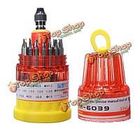 37в1 отвертка набор инструментов для ремонта Нави GPS КПК мобильного телефона