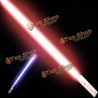 Синий Звездные войны меч световой меч для Нинтендо Wii пульта дистанционного управления
