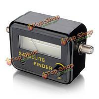 F95 спутниковый искатель сигнала метр для Сб блюдо \ дирек ТВ-дюймов