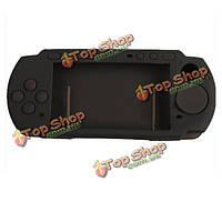 Мягкая обложка кожа случае силикон для тонкой PSP 2000 3000