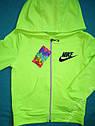 Детский спортивный костюм на девочек 9 лет Nike, фото 3