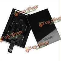 Новый жесткий диск HDD дело Shell для Xbox 360 тонкий ы