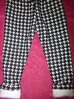 Лосины гамаши детские теплые на меху размер 92