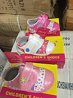 Ботиночки пинетки детские для девочек Размеры 15-19