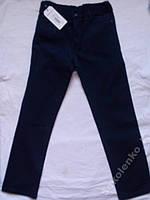 Темно- синие джинсы в школу на мальчика 14 лет