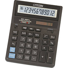 Калькулятор CITIZEN SDC-888