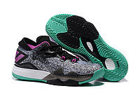 Мужские кроссовки Adidas Crazylight Boost 2016 Low Carbon Grey, фото 1