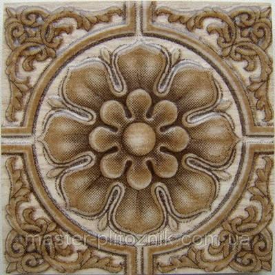 Вставки напольные керамические Wood