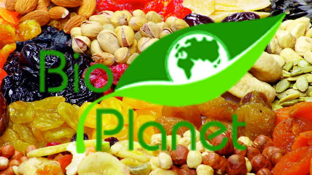 Сухофрукти Bio Planet