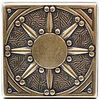 Вставки металические Calypso (Латунь), фото 1
