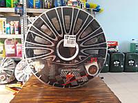 Колпаки автомобильные колесные Argo Lemans Pro Silver Black R13