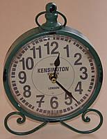 """Оригинальные настольные часы """"Kensington station"""""""
