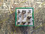Реле цикличности стеклоочистителя дворников Ланос Lanos Sens сенс Зеленое OE 96596863 (Корея), фото 3