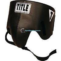 Бандаж для защиты паха TITLE Boxing Hook-And-Loop Pro Style