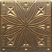 Вставки наполные металические Isida (Латунь), фото 1