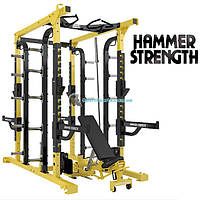 Стойка силовая комбинированная HAMMER STRENGTH HDCR8
