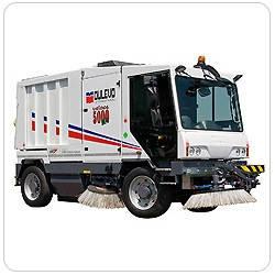 Подметально-уборочная машина Dulevo 5000 Veloce