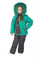 Зимний костюм девочки Донило 4-8 лет