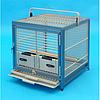 Переноска для птиц (алюминий) (46х41х47)