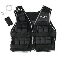 Жилет-утяжелитель VALEO FITNESS Weighted Vest 9/18 кг