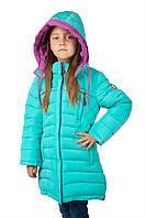 Пальто ДОНИЛО для девочки Детская одежда 2017 от 6-10 лет