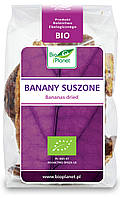 Bio Planet банани сушені пластинами 150 г