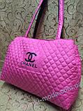 Женские сумка стеганная Сhanel/Шанель (Лучшее качество)только ОПТ/сумка стеганная/ Сумка спортивная, фото 2