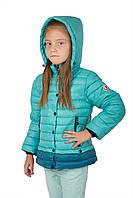 Детское пальто для девочки верхняя детская одежда Киев от 1 до 7 лет