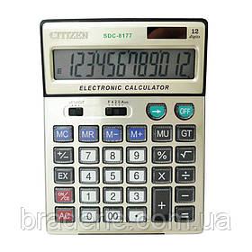 Калькулятор CITIZEN SDC-8177