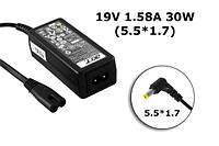Блок питания для ноутбука Acer Aspire One 19v 1.58a 30w (5.5/1.7) A110, A150, PA-1300-04, AOD150